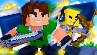A PARTIDA MAIS RÁPIDA DO BEDWARS !! - Minecraft (Com Jabuti)
