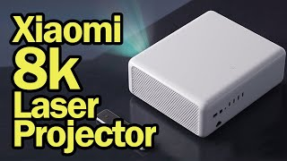 Xiaomi Mijia Laser Projector 8k - 2020 Full Review (150 inches)