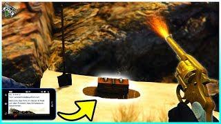 😱 Das NEUE Revolver EASTER EGG in GTA 5 Online! 💰 Der GEHEIME SCHATZ! 😍 SO findest DU ihn! 😱
