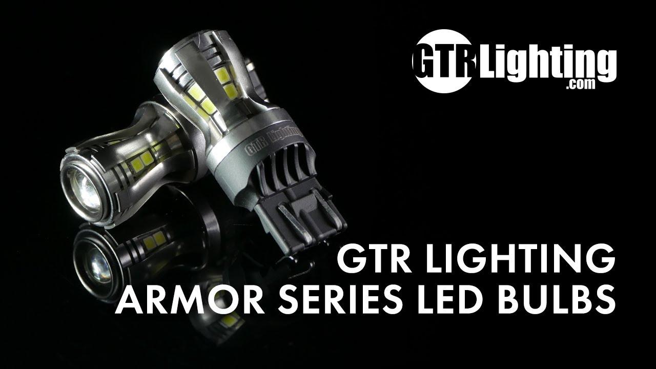GTR Lighting High Performance LED Bulbs and HID Kits