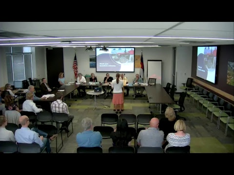 Arapahoe County Planning Commission Public Meetings