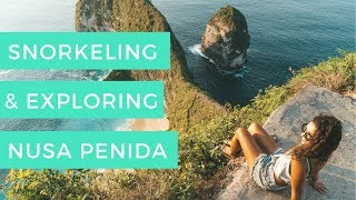 2 Days in Nusa Penida - Kelingking Beach and swimming with MANTA RAYS