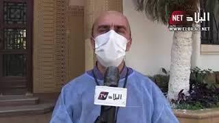 رئيس مصلحة الإنعاش بمستشفى فرانتز فانون بالبليدة يكذب الإشاعات المتداولة حول انتهاء كورونا