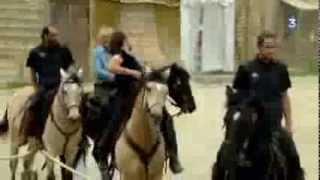 Almeria Parc à Salbris : le cheval dans tous ses états