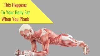 This Happens to Your Stomach Fat When You  Plank - 6 Good Reasons Why You Should Do Plank Daily thumbnail
