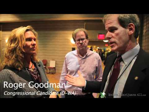 Congressional Candidate Roger Goodman on Drug Reform and More