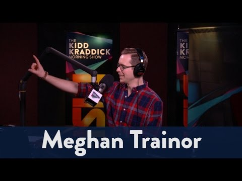 """Meghan Trainor Talks About Her Single. """"No""""!"""