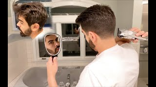 Easiest Self-haircut 2020 | How to Cut Your Own Hair