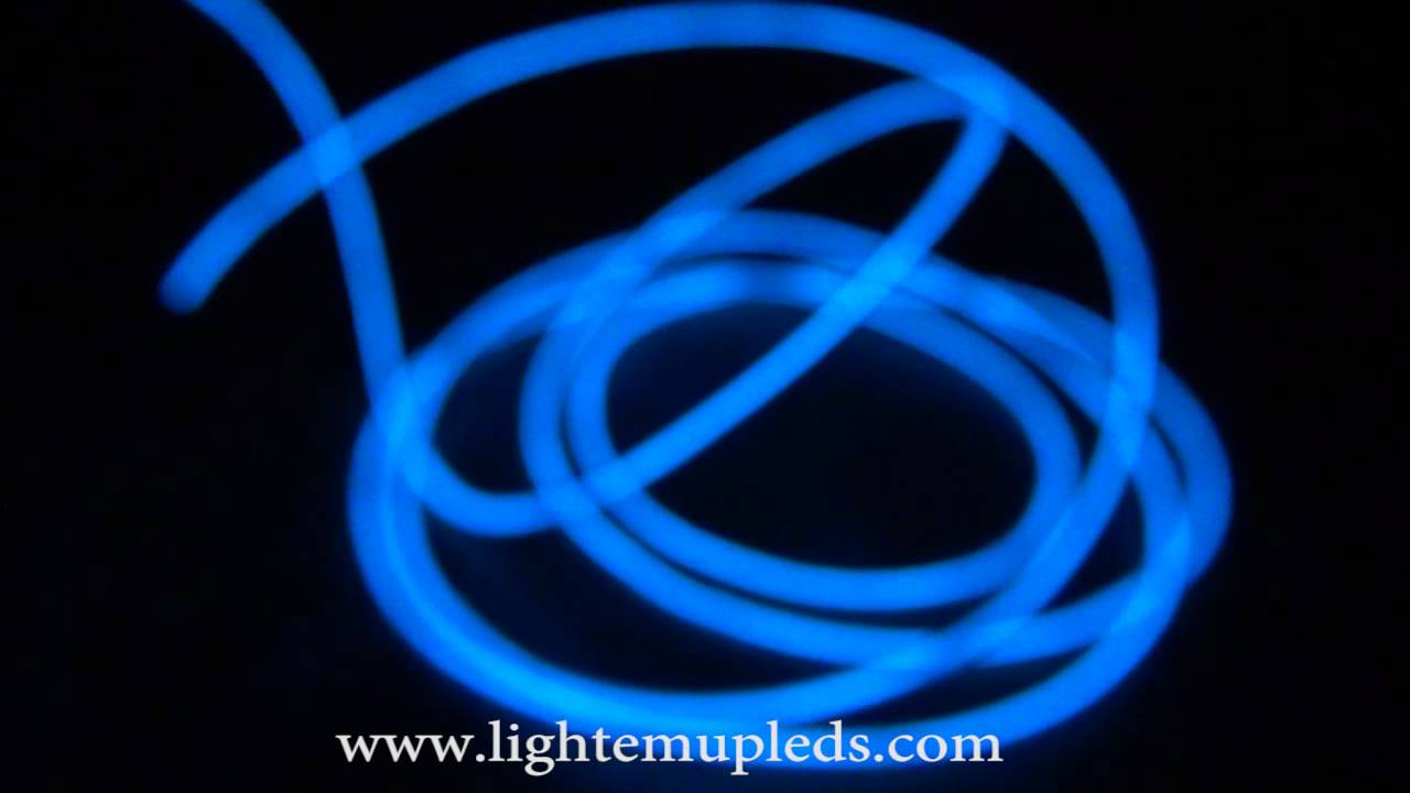 Light Em Up LED\'s - 9\' Battery Operated Flexible Neon EL Glow Wire ...