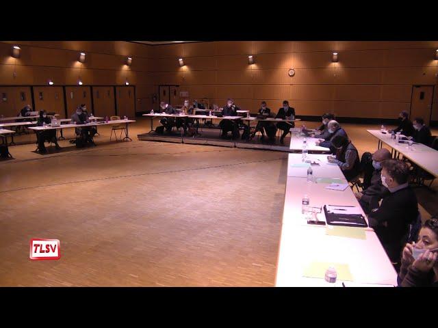 Conseil municipal de Luçon du 15 décembre 2020