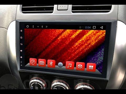 Штатная магнитола Suzuki SX4 (2007-2013) Android KR-9026