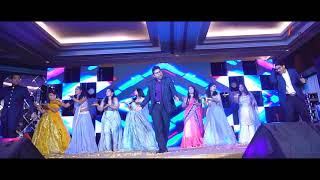 Gallan Goodiyaan | Family Dance | Sangeet Choreography | Natya Social