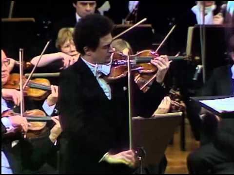 Ilja Kaler plays Sibelius Violin Concerto in D minor, op.47