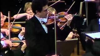Ilja Kaler plays Sibelius Violin Concerto in D minor, op.47