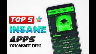 5 INSANE Android Apps You Must Have on Your Phone Right Now! Best Free Apps 2020
