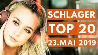 SCHLAGER CHARTS 2019 - Die TOP 20 vom 23. Mai
