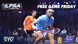 """Tremendous Power & Quality"" - Free Game Friday - ElShorbagy v Dessouky - El Gouna Squash"