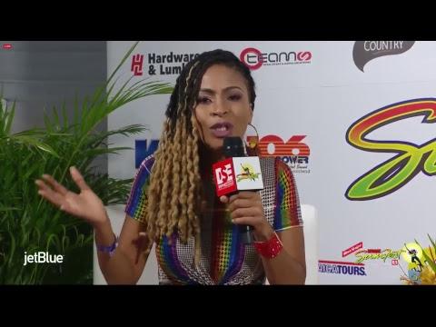 Reggae Sumfest Full Show Day 2 Saturday 21st 2018