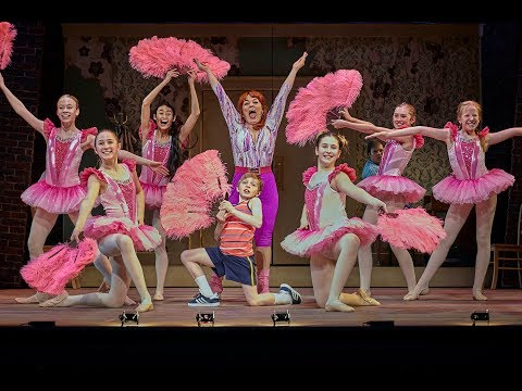 A Scene From The Theatre Calgary Production Of Billy Elliot The Musical