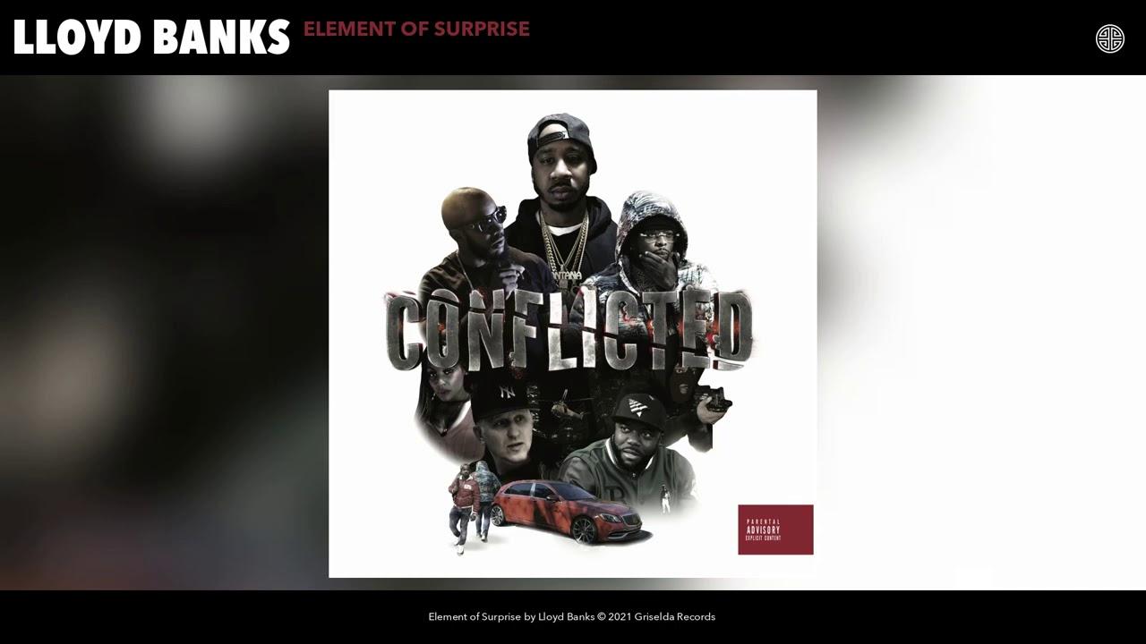 Lloyd Banks - Element of Surprise (Audio)