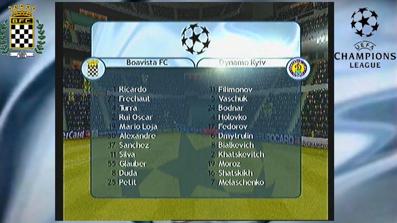 Champions League Gg