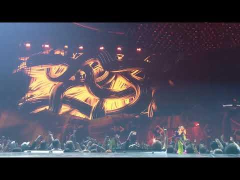 Lady Gaga - Aura - Engima Las Vegas - 02 Feb 2019
