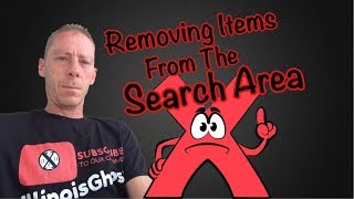 Removing Items From Search Area ★ Forrest Fenn ★ The Thrill of the Chase