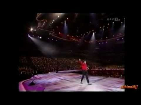 Gone Too Soon & Heal The World live - Michael Jackson