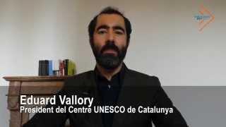 Els objectius de Catalunya en l'agenda educativa post 2015 - Eduard Vallory