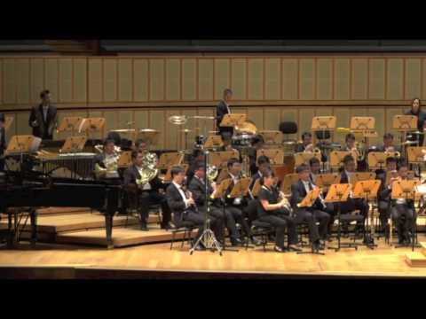 The Bells of Sagrada familia - Windstars Ensemble