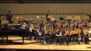 The Bells of Sagrada familia - Windstars Ensemble