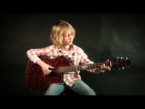 Go Insane - Cover - Lindsey Buckingham - 10 year old