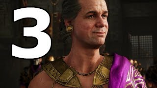 Ryse Son Of Rome Walkthrough Part 3 - No Commentary Playthrough (PC)