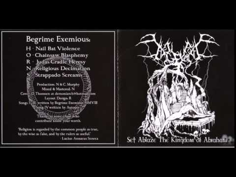 """Begrime Exemious """"Ridden with Disease (Autopsy cover)"""" (HQ)"""
