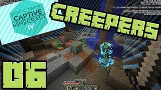 КРИЙПЪРИ! #6 [Captive Minecraft IV]