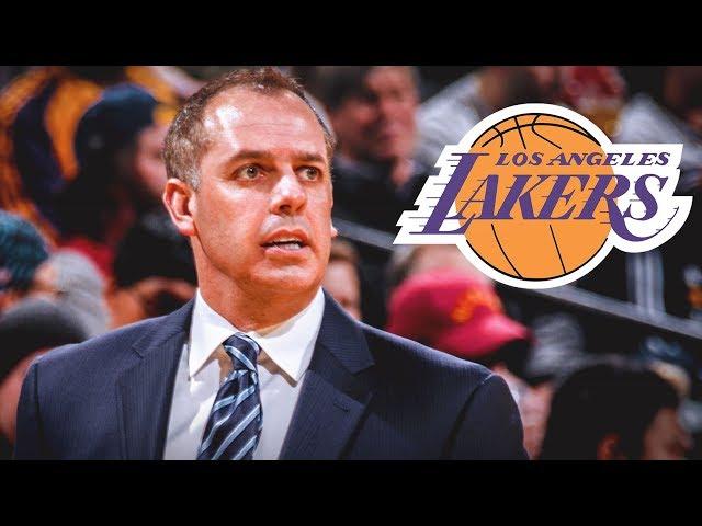 Lakers Hire Frank Vogel Head Coach! Jason Kidd Asst! 2019 NBA Playoffs