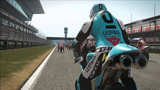 MotoGP 17 - Honda NSF250R - Test Ride Gameplay (PC HD) [1080p60FPS]