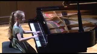 "Д.Шостакович ""Танцы кукол"", исп. Екатерина Тихомирова"