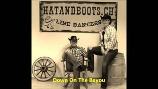 Down On The Bayou - Line Dance
