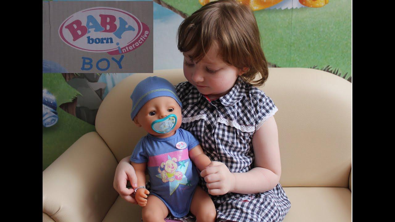 Куклы серии baby born (беби бон) и baby annabell от компании zapf creation для девочек от трех до восьми лет.