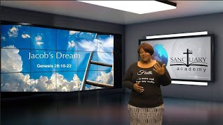 Jacob's Dream -- Sunday School November 18, 2018 (International Sunday School Lesson)