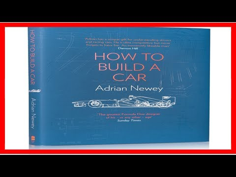 F1 | Competition: win adrian newey's new book - how to build a car
