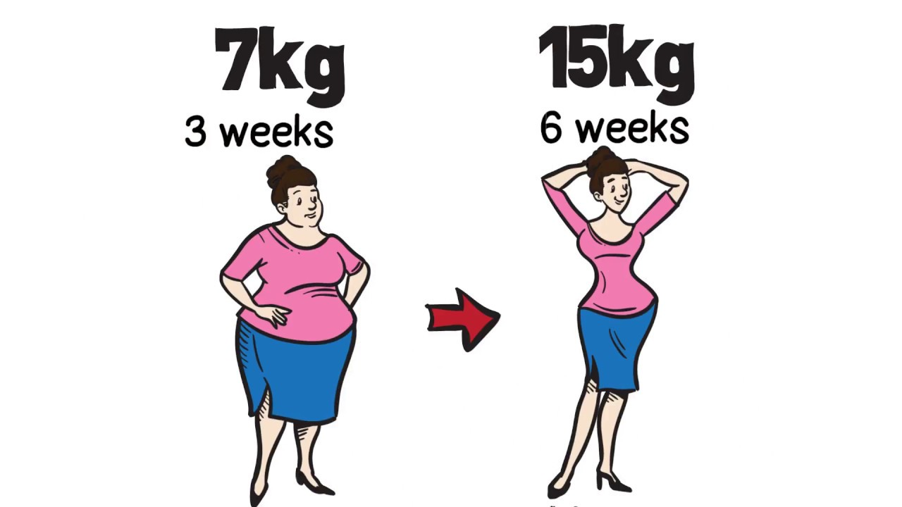 Eat fat lose weight pbs