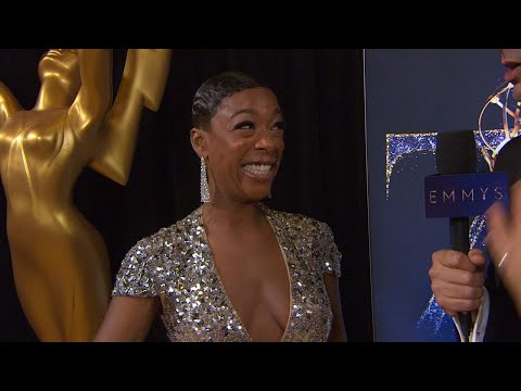 70th Emmy Awards: Backstage LIVE! with Samira Wiley
