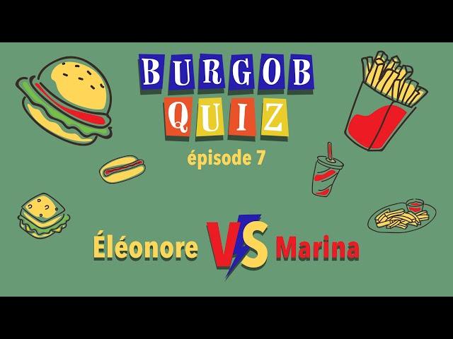 Burgob Quiz #7