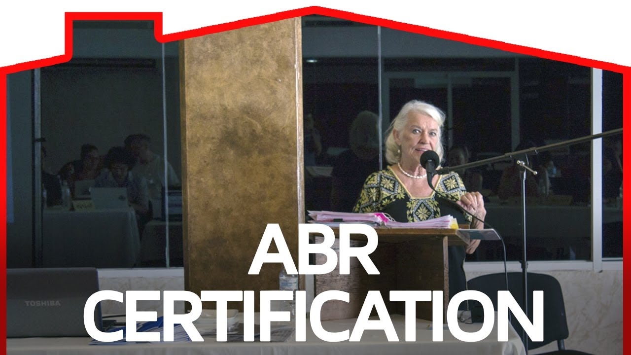 Abr Certification An Interview With Linda Neil Youtube