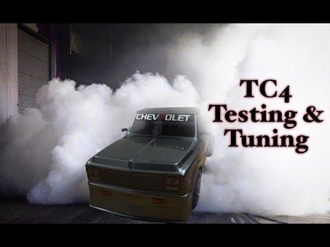 Custom Stretched TC4 • Quick Test Drive