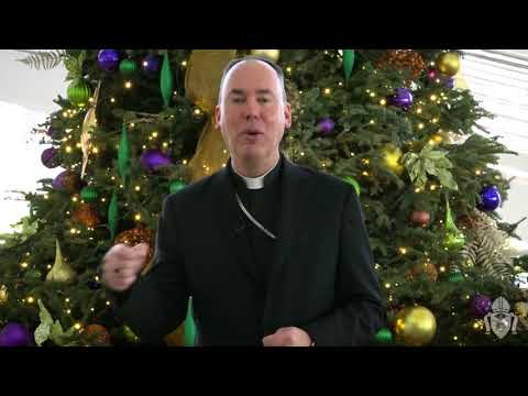 Diocese of Orange Bishop Timothy Freyer: Advent wishes