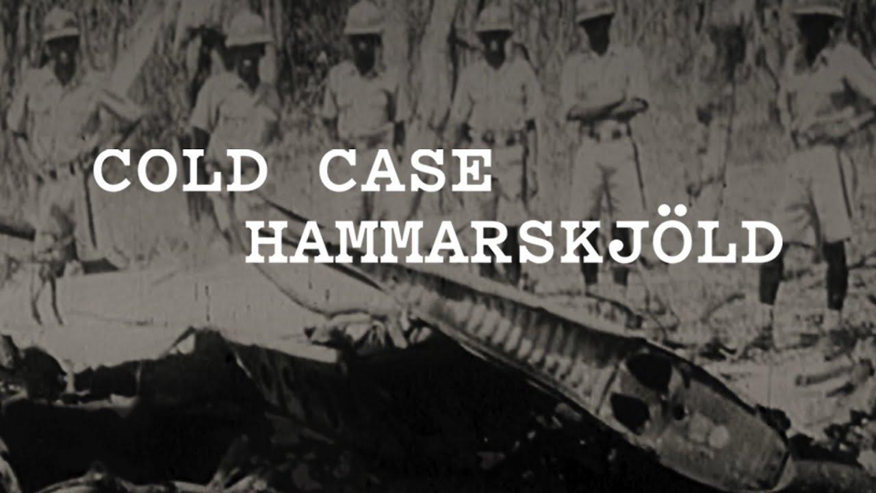 Afbeeldingsresultaat voor cold case dag hammarskjöld
