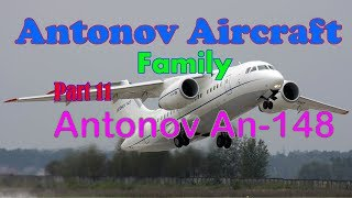 Antonov An-148 (Антонов Ан-148) | Antonov Documentary (11) | Takeoff & landing [HD]